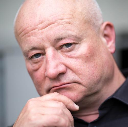 Christoph Müller, Schauspieler - Agentur Engelhardt