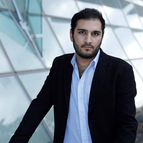 Arash Nayebbandi, Schauspieler - Agentur Engelhardt