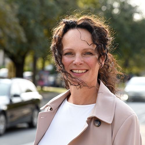 Christiane Ostermayer, Schauspielerin - Agentur Engelhardt