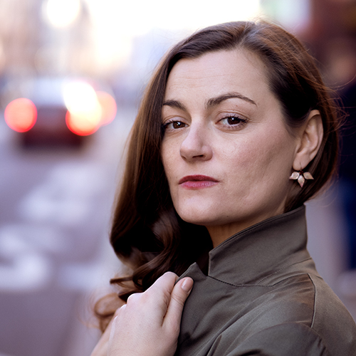 Johanna Paliatsou, Schauspielerin - Agentur Engelhardt